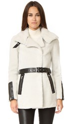 Mackage Kinsley Jacket Off White