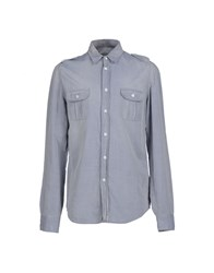 Reign Shirts Shirts Men Grey