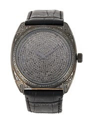 Christian Koban 'Dom' Diamond Watch Black