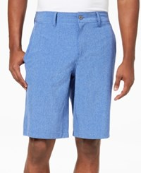 32 Degrees Men's Stretch Shorts Bright Blue