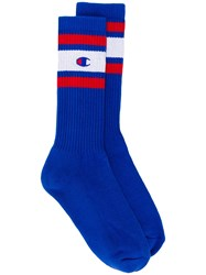 Champion Contrast Logo Socks 60