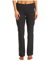 Prana Audrey Pant Charcoal Heather Women's Casual Pants Gray