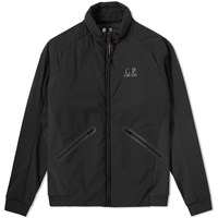 C.P. Company Pro Tek Zip Up Jacket Black