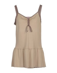 Laurel Tops Beige