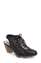 Fly London Women's Ozie Lace Up Pump