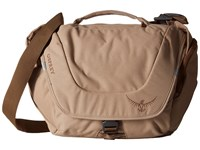Osprey Flapjill Mini Tan Shoulder Handbags
