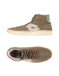 Lotto Sneakers Military Green