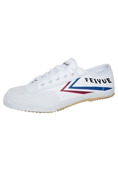 Feiyue Fe Lo Classic Trainers White Red Blue