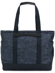 Mismo Ms Interlude Tote Bag Blue
