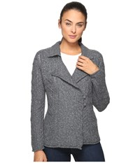 Royal Robbins Sequoia Cardigan Slate Women's Sweater Metallic