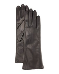 Portolano Napa Leather Gloves Black Size 7.5