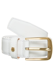 Aigner Belt White