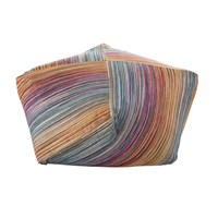 Missoni Home Santiago Diamante Pouf 174 60X40cm