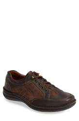 Josef Seibel 'Anvers' Derby Men Moro Brown