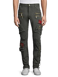 Robin's Jean Slim Fit Jeans Grey