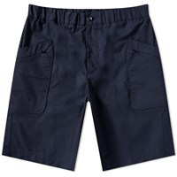 Nanamica X Slowear Multi Pocket Short Blue