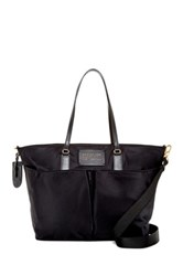 Marc By Marc Jacobs Eliza Baby Nylon Tote Black