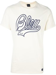 Bleu De Paname Printed T Shirt Nude And Neutrals