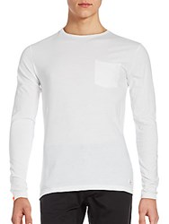 Superdry Cotton Solid Pullover Tee Optic