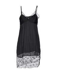 Angelina Dresses Short Dresses Women Black