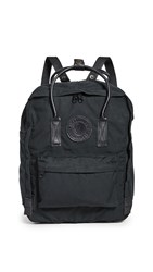 Fjall Raven Fjallraven Kanken No. 2 Backpack Black