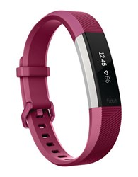 Fitbit Alta Hr Heart Rate And Fitness Wristband Fuschia