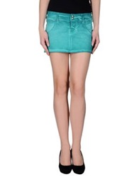 Cycle Denim Skirts Azure