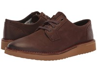 Sperry Camden Oxford Burnished Brown Shoes