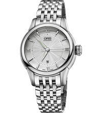 Oris 56176874071Mb Polished Stainless Steel Watch