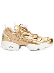 Reebok 'Instapump Fury Celebrate' Sneakers Metallic