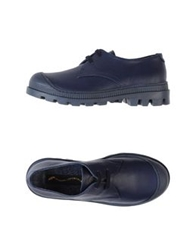 Opening Ceremony Lace Up Shoes Black