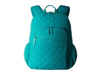 Vera Bradley Campus Tech Backpack Turquoise Sea Backpack Bags Blue