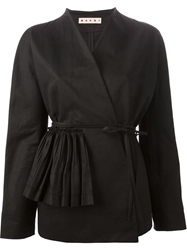 Marni Draped Blazer