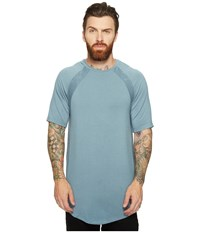 Publish Waylon Knit Tee Slate Men's T Shirt Metallic