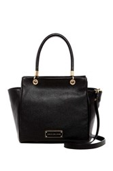 Marc By Marc Jacobs Bentley Leather Winged Double Shoulder Bag Black