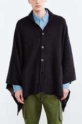Koto Hooded Poncho Navy
