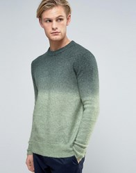 Weekday Free Gradient Jumper 98101 Green