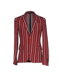 Messagerie Blazers Red