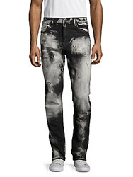 Cult Of Individuality Faded Skinny Jeans Noise
