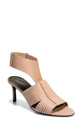 Via Spiga Justine Ii Sandal Sand Leather