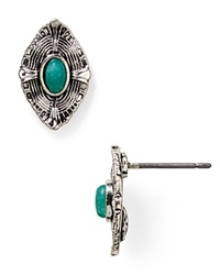 Samantha Wills Bohemian Like You Stud Earrings Turquoise