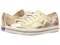Kate Spade Keke Gold Quilted Leather