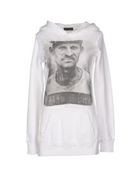 Bad Spirit Sweatshirts White