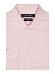 Kenneth Cole Men's Air Travel Shirt Pink
