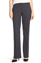 Women's Halogen 'Taylor' Crosshatch Wide Leg Pants
