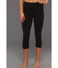 Lole Lively Capri Black 1 Women's Capri