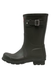 Hunter Wellies Dark Olive