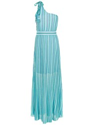 Cecilia Prado Antera Long Dress Blue