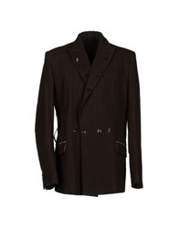 Andrew Mackenzie Suits And Jackets Blazers Men Brown