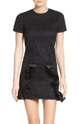 Sachin Babi Women's And Noir Emily Sheath Dress